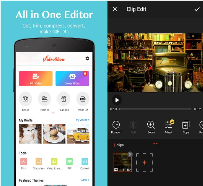 10 Best Android Apps to Combine Videos: Merge Videos Together