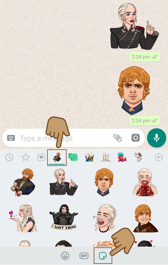 How To Use Telegram Stickers On WhatsApp
