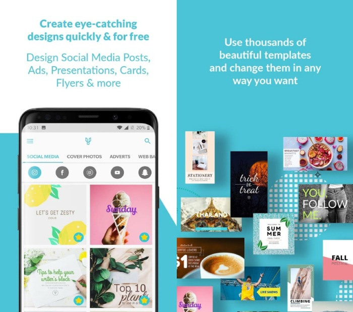 Best Poster & Banner Maker Apps For Android