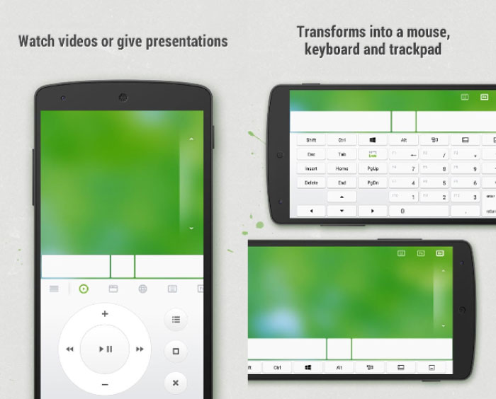 7 Best Android Apps to turn Your Smartphone into Wireless Mouse To Control your PC