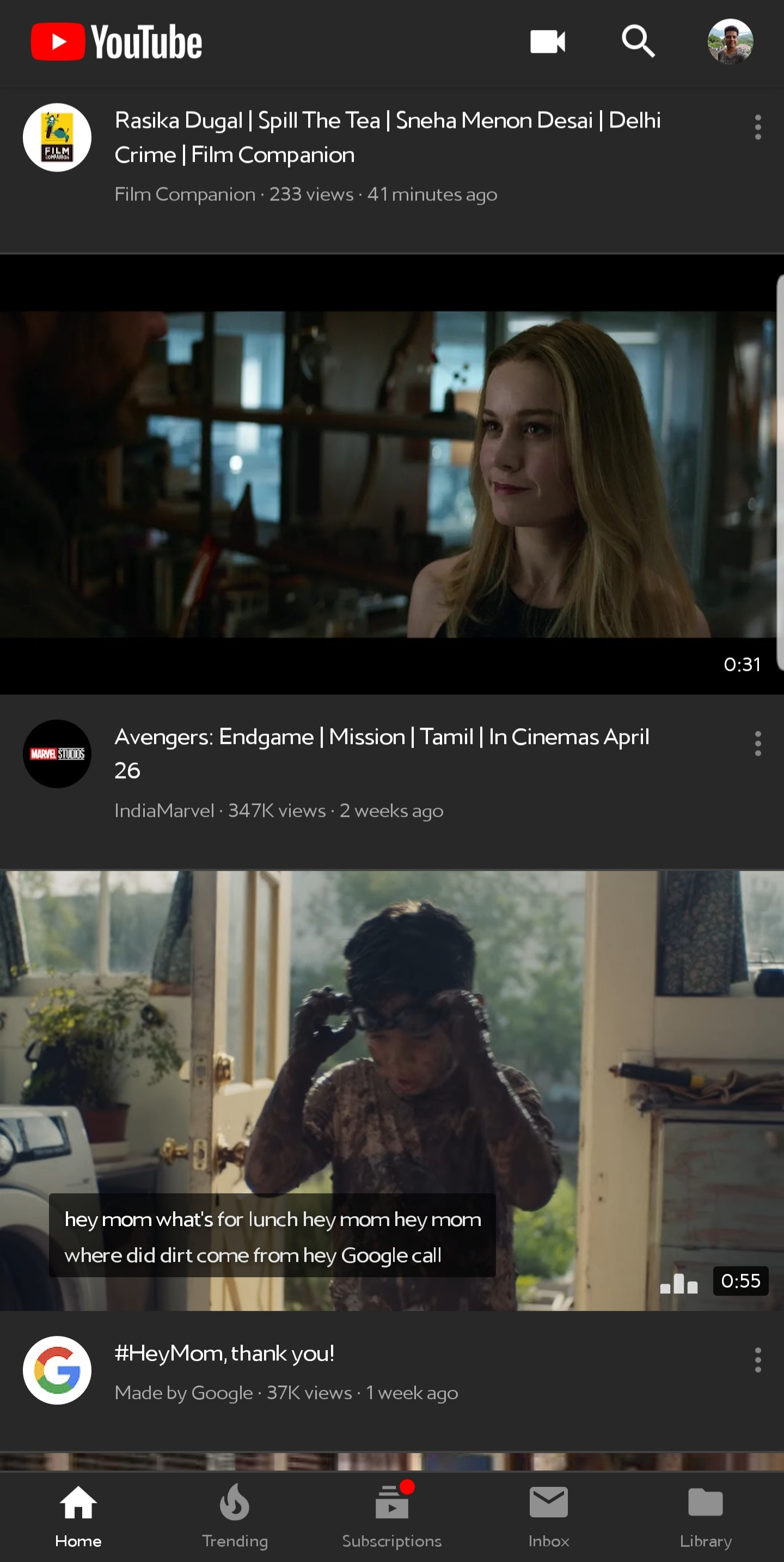 How To Live Stream Videos On YouTube's Android App
