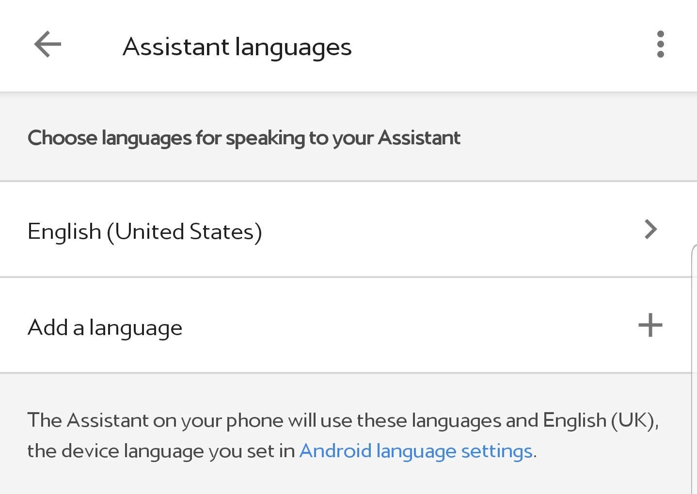 How To Talk To Google Assistant In Hindi Language