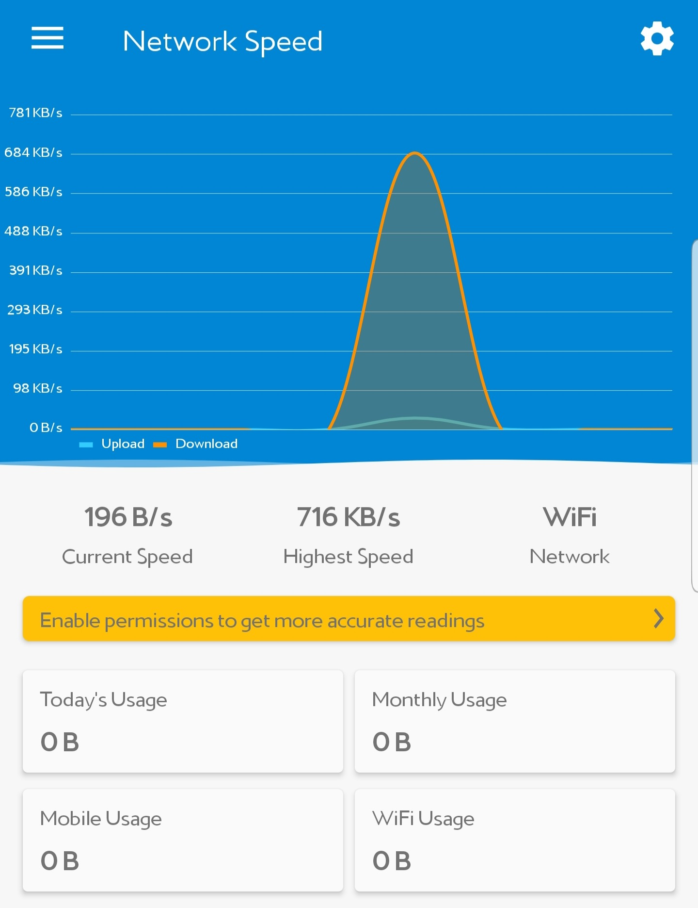 How To Show Network Speed On Status Bar For Any Android Device