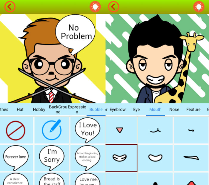 7 Best Cartoon Avatar Maker Apps For Android « 3nions