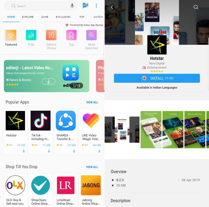 10 Best Third Party Android App Stores « www 3nions com
