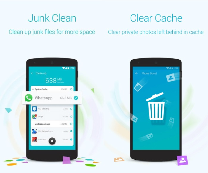 Free Android Phone Cleaner Apps