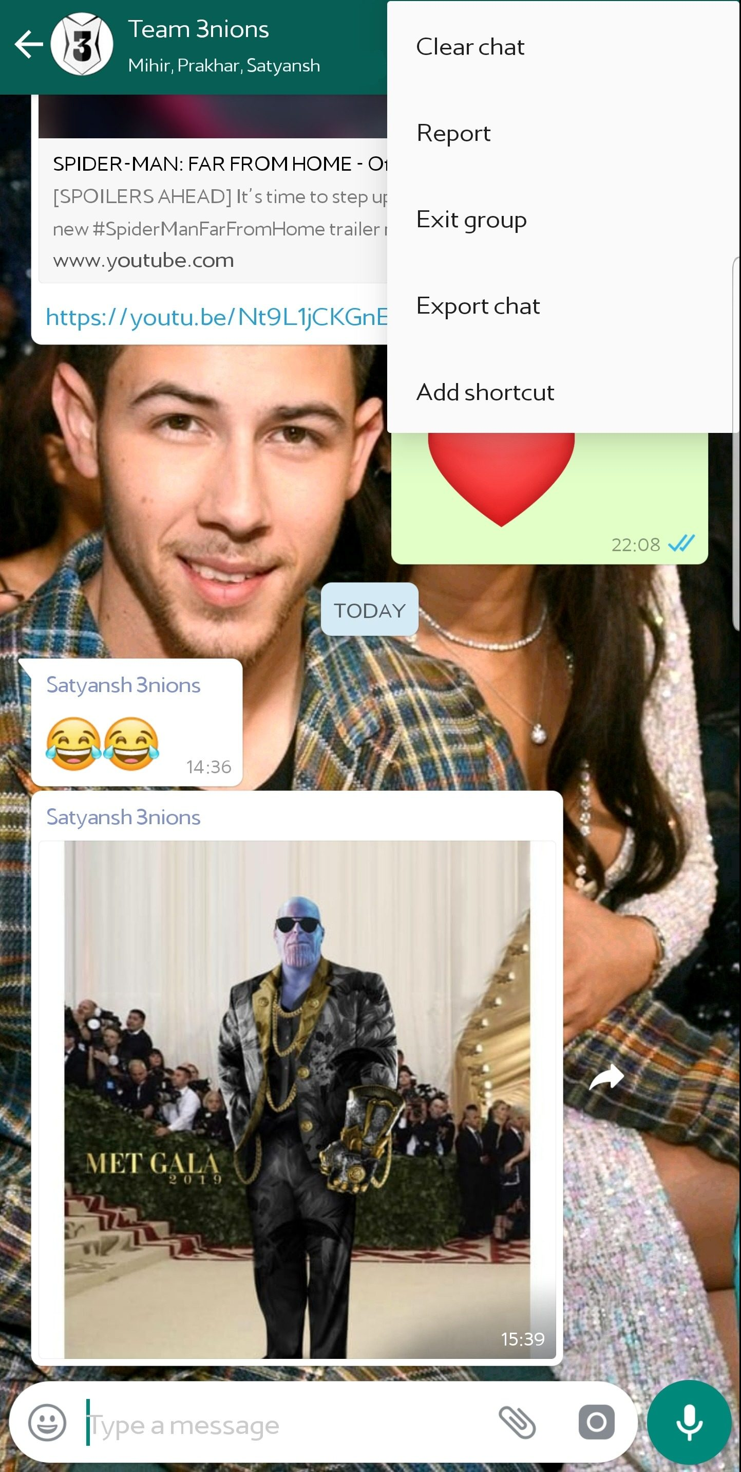 How To Create WhatsApp Group Shortcut on Android Home Screen