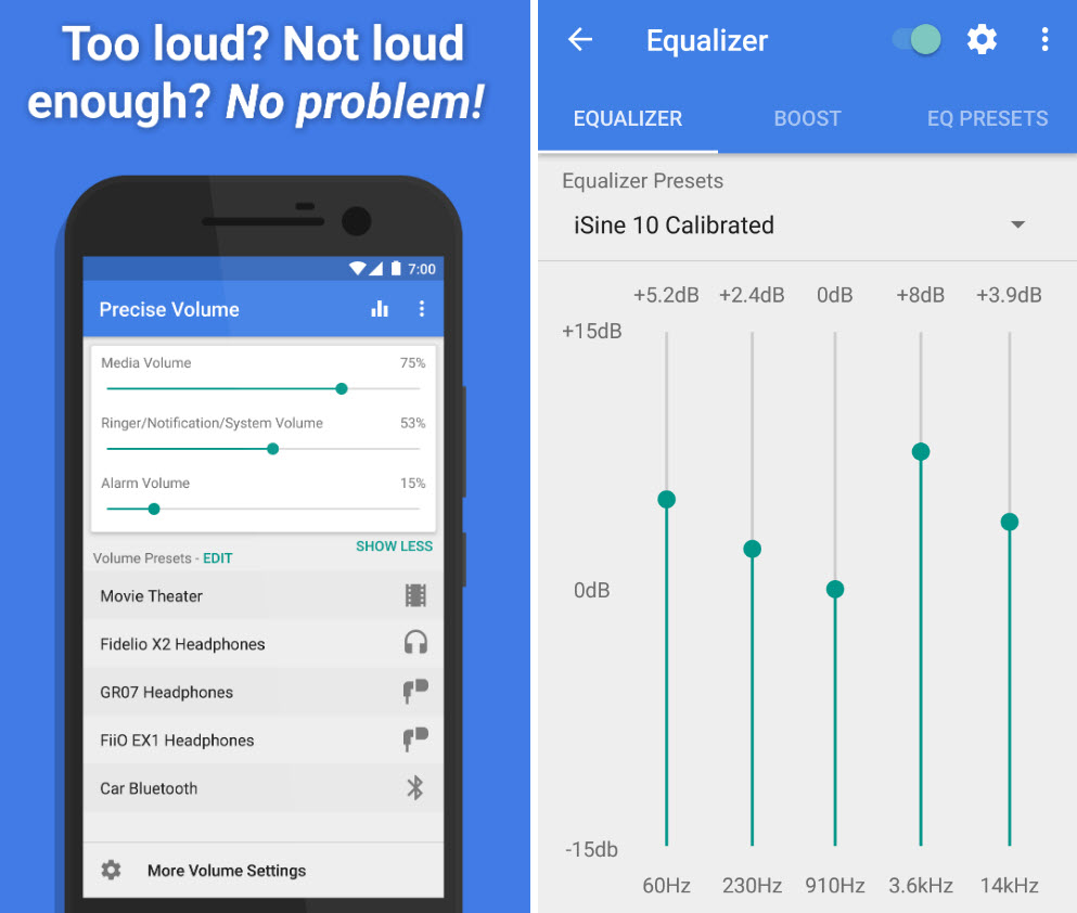 10 Best Volume Booster Apps for Android in 2020