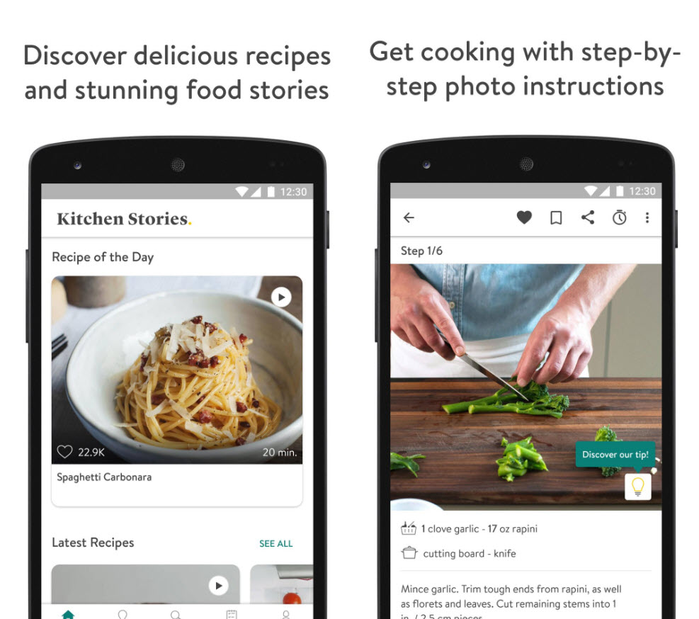 Best Cooking Apps