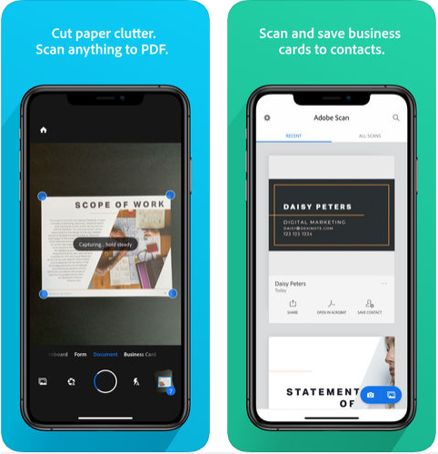7 Best Scanner Apps for iPhone & iPad