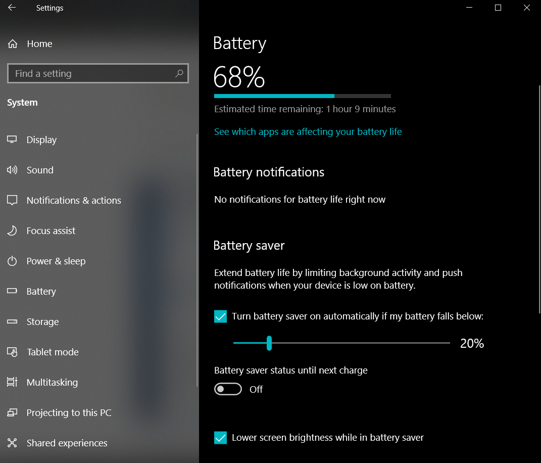 How to Adjust the Brightness on Windows 10