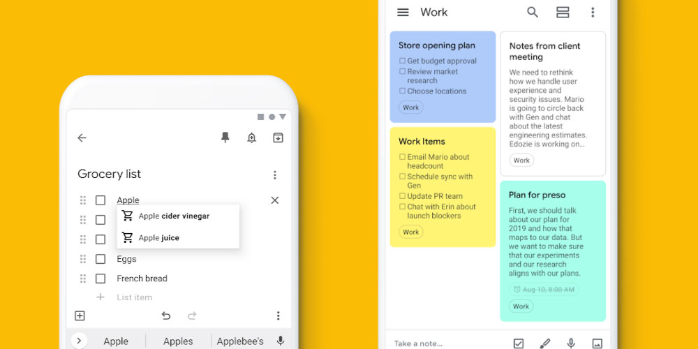 11 Best Note Taking Apps for Android « www 3nions com
