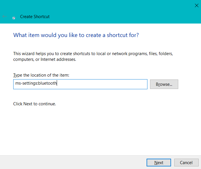 How to Enable Bluetooth on Windows 10