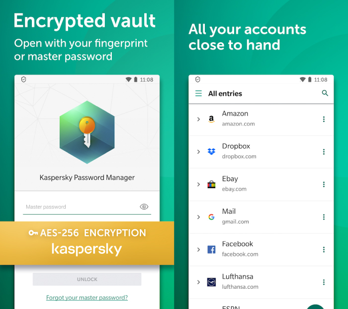 11 Best Password Manager Apps For Android « 3nions