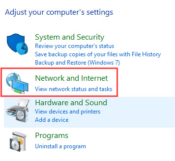 How to check the Wi-Fi Password on Windows 10