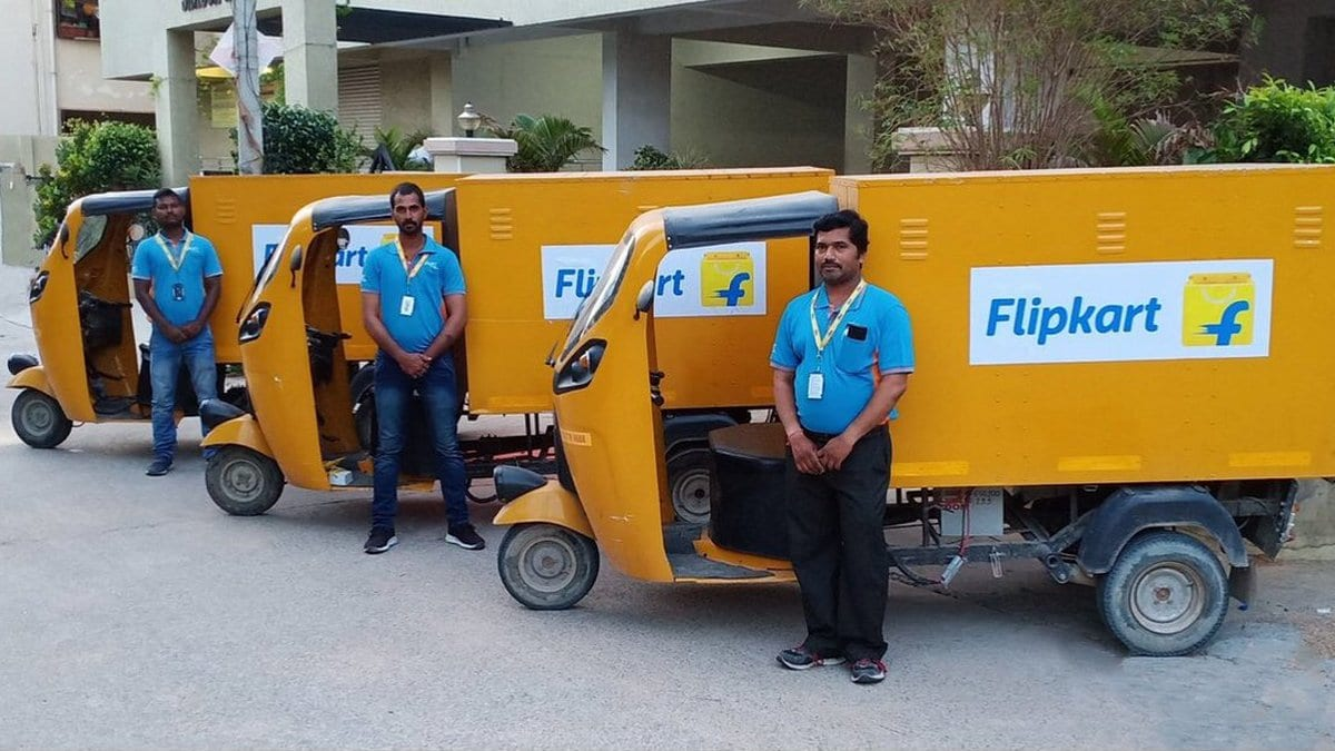 Flipkart to Deploy Electric Vans to Cut Down its Carbon Footprint