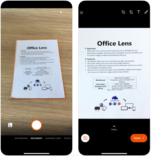 Best Scanner Apps for iPhone