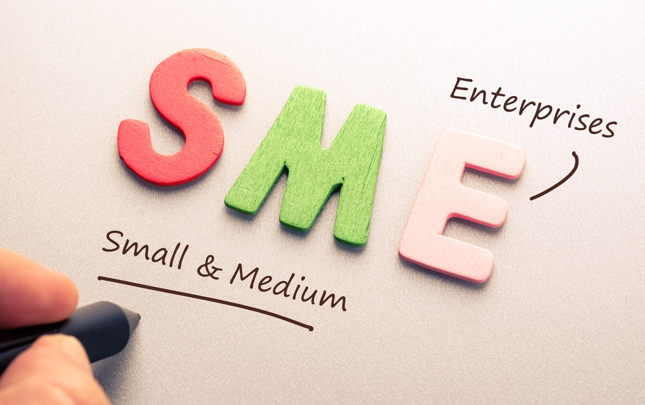Going From StartUp to SME