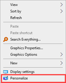 How to Show or hide the Recycle Bin icon on Windows 10 Desktop