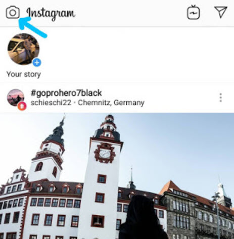 Add SWIPE UP Link in Instagram Story WITHOUT 10k Followers