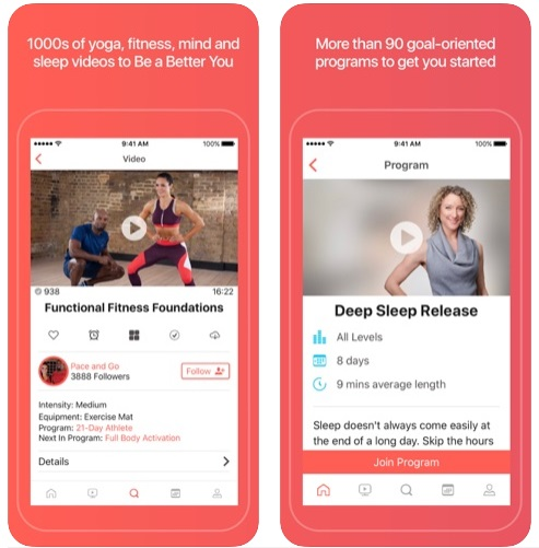 15 Best Yoga Apps for iPhone to Keep You Healthy and Fit in 2020