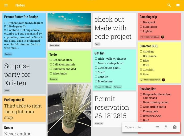 Best Free Note-taking Apps for iPad