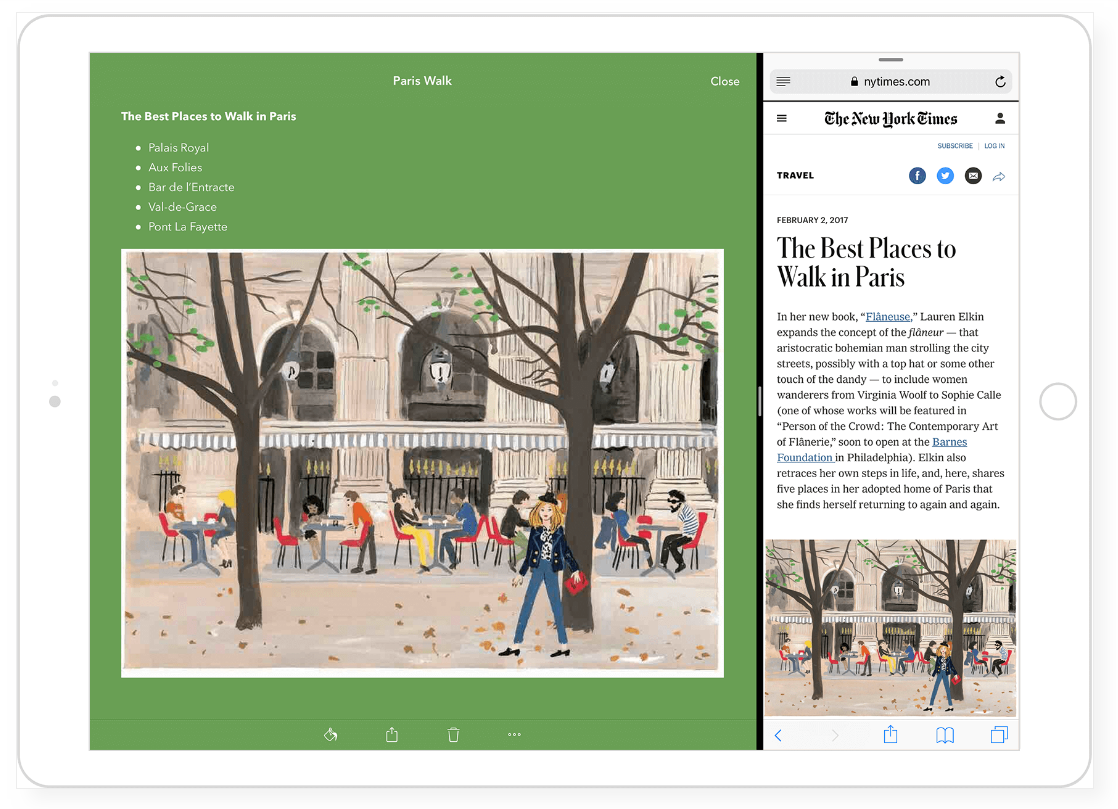 7 Best Free Note-taking Apps for iPad