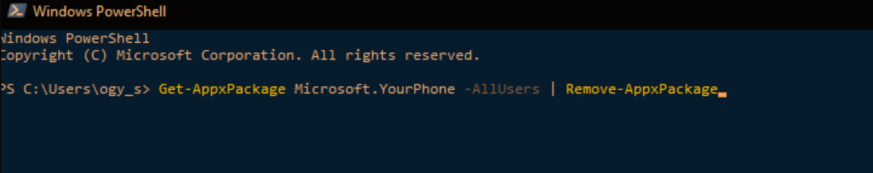 What is Yourphone.exe and How to Stop it