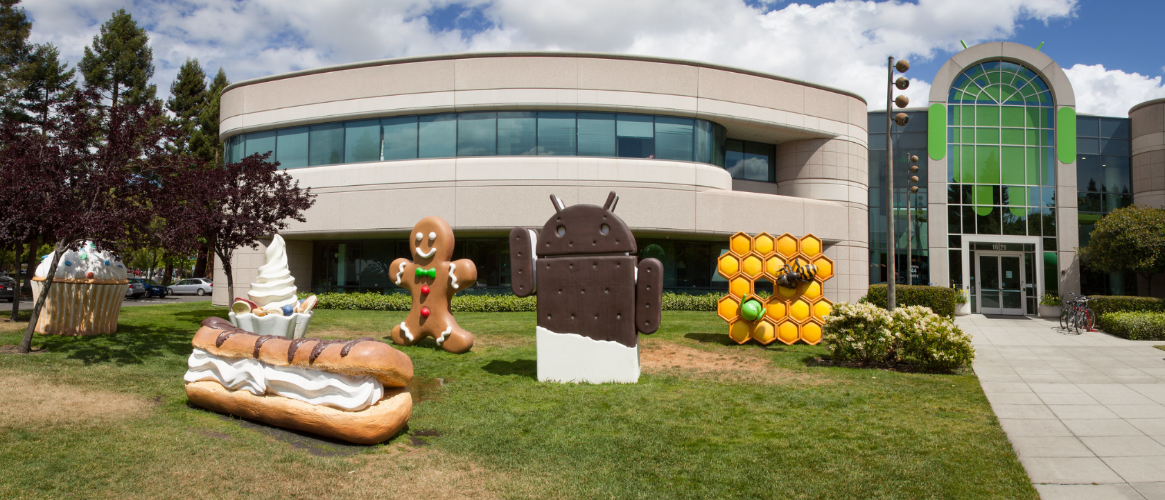 Android Versions List A to Z