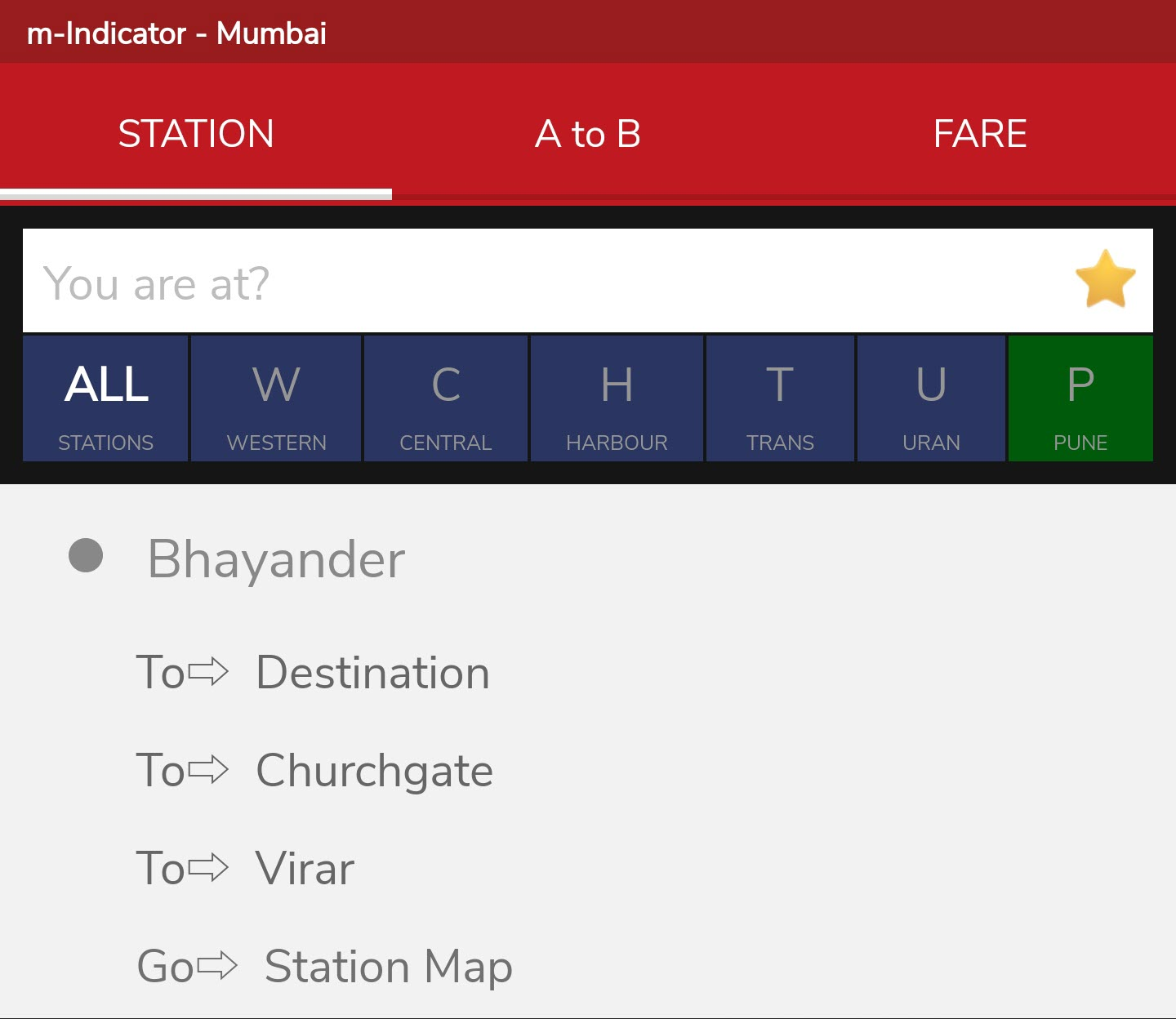 How to Live track Mumbai local trains using m-Indicator