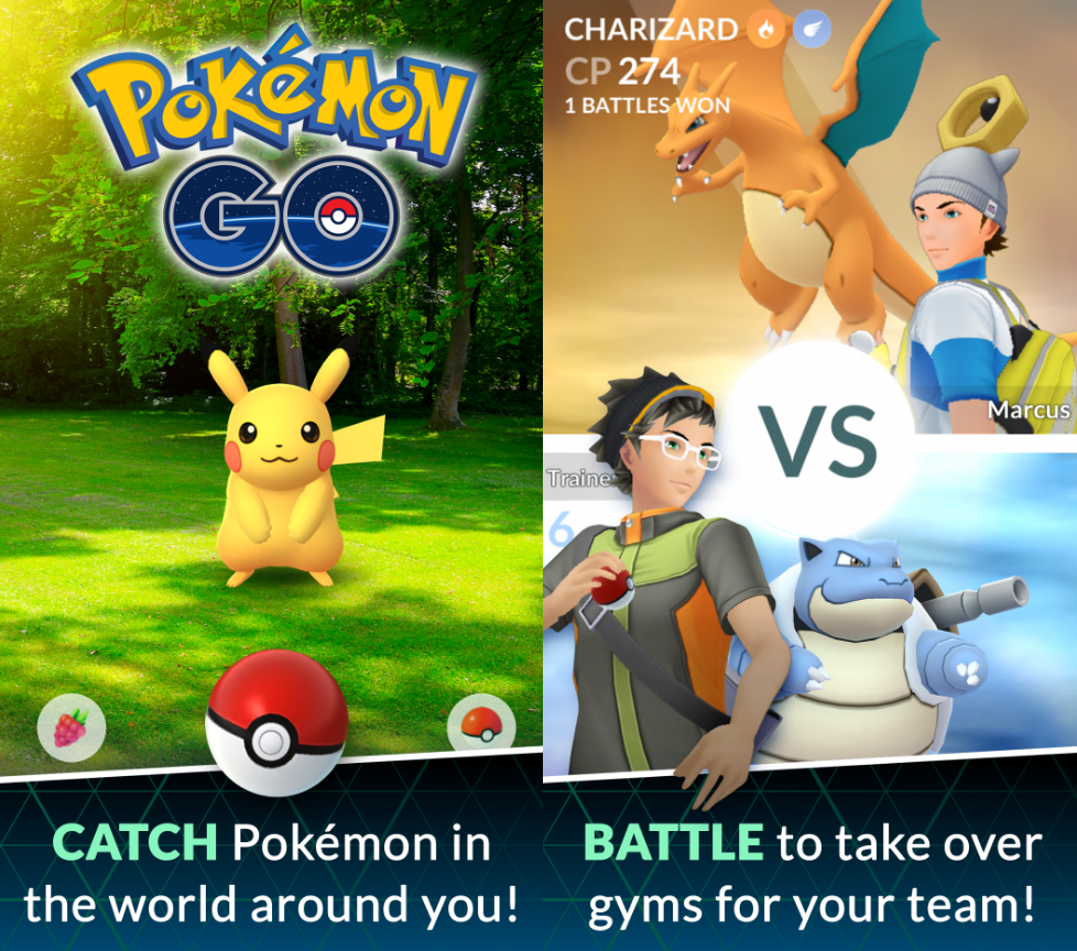 Best Pokémon Games for Android