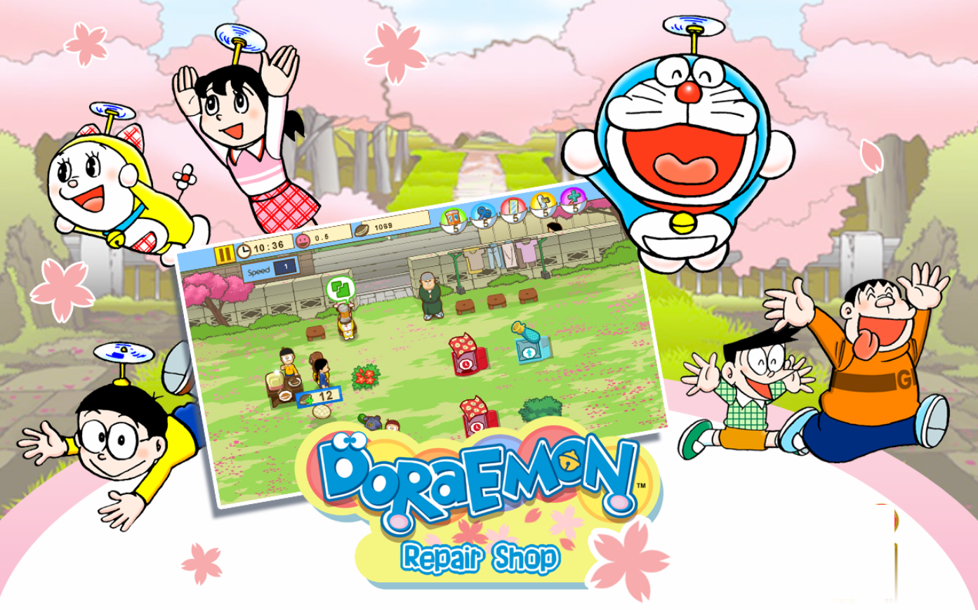 Best Doraemon Games for Android
