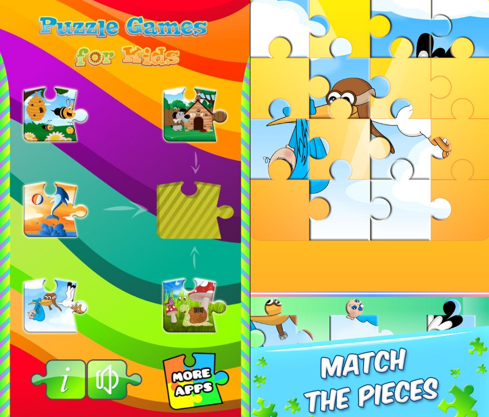 Best Puzzle Games for Kids on Android
