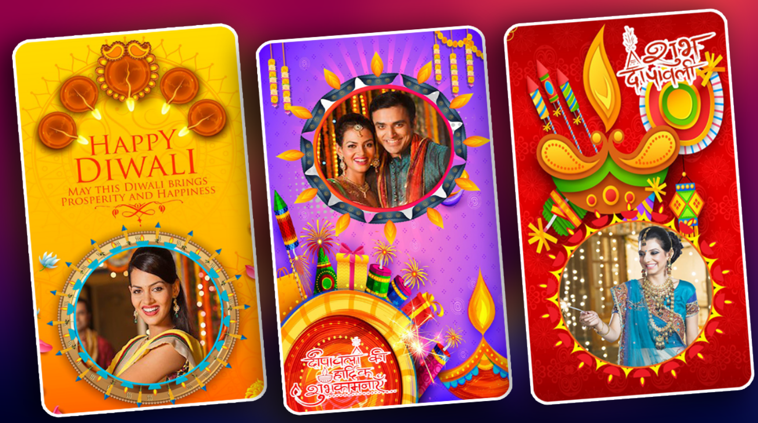 Best Happy Diwali Apps