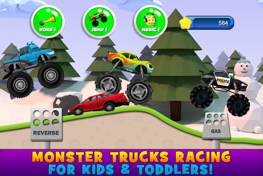 Best Truck Games For Kids