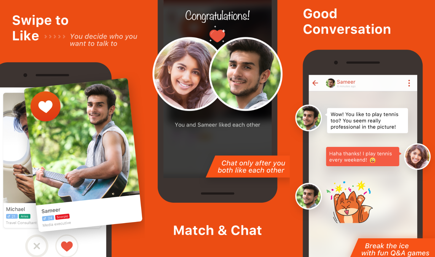 15 Best Dating Apps in India - Tinder, Happn, Bumble & More