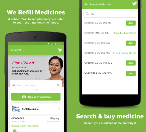 10 Best Pharmacy Apps to Order Medicine Online in India