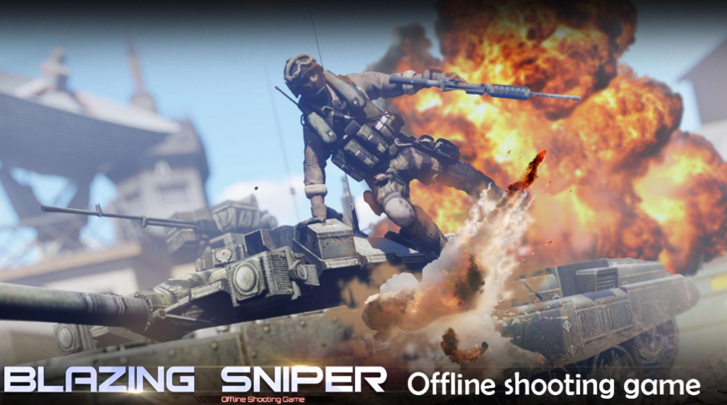 Best Shooting Games Offline For Android