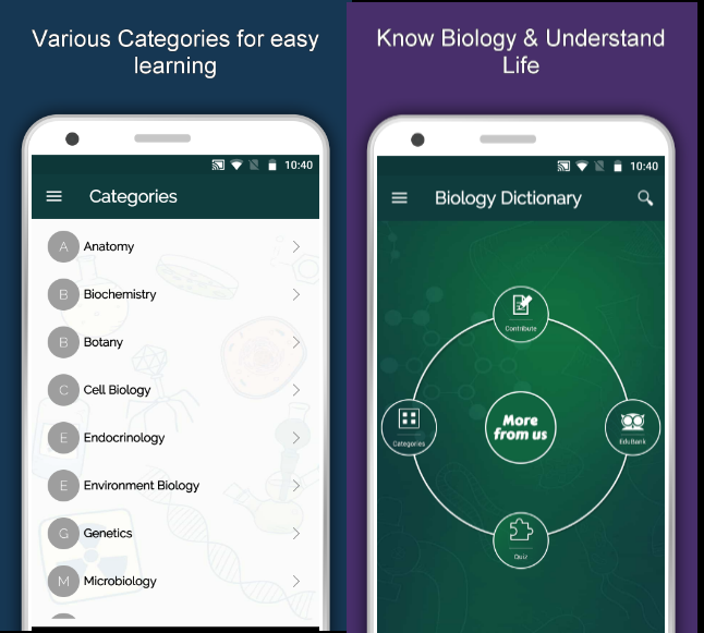 Best Biology Dictionary Apps For Android