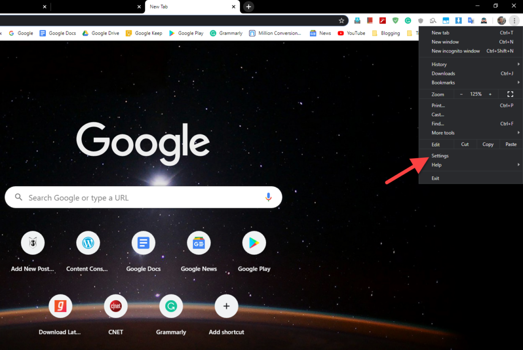 How to Unblock Downloads in Chrome