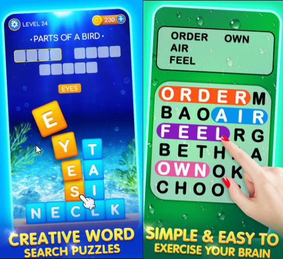 Best Word Game Apps for Android