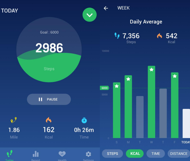 Fitness Apps For Android