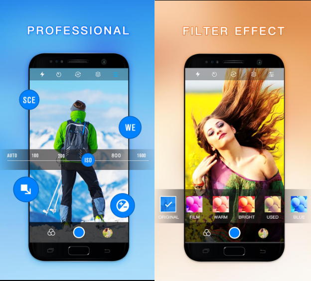 Best Camera Appsfor Android