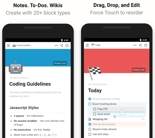 Best Free Notepad Apps