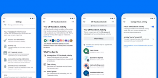 Facebook's Clear History tool is now available to users