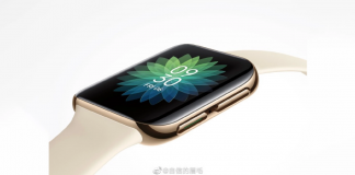Oppo's upcoming smartwatch will have a square design