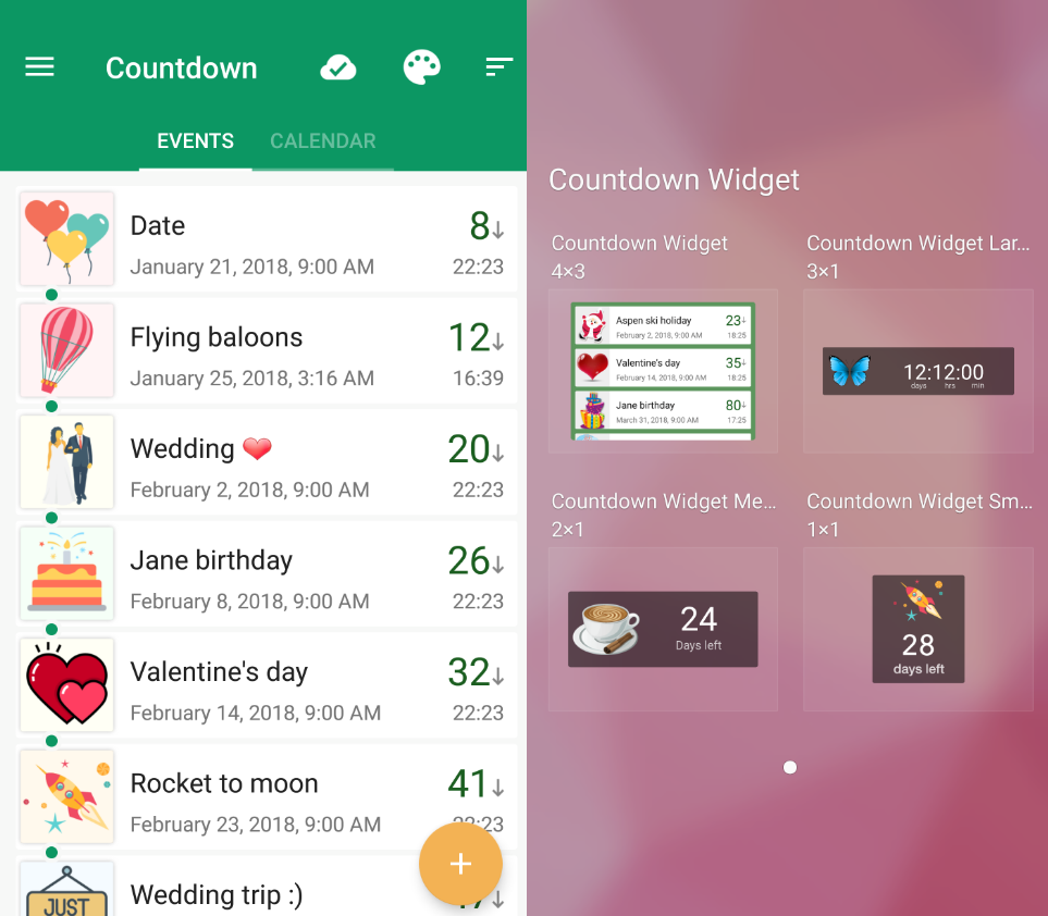 20 Best Countdown Apps for Android & iPhone