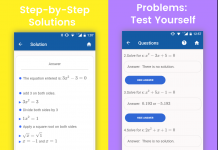 15 Best Math Solver apps that solve math word problems