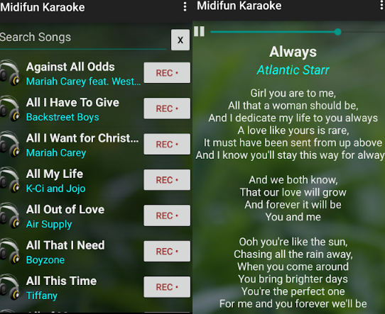 20 Best Free Karaoke Apps For Android and iPhone