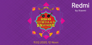 Redmi to launch two products on February 11